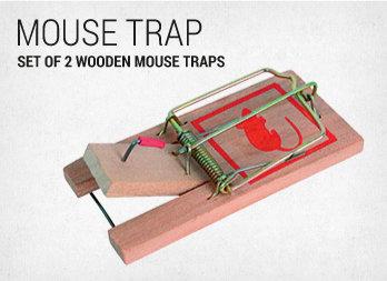 Outside design trap nortene - Amenager trap in ...